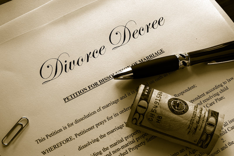 family law tax