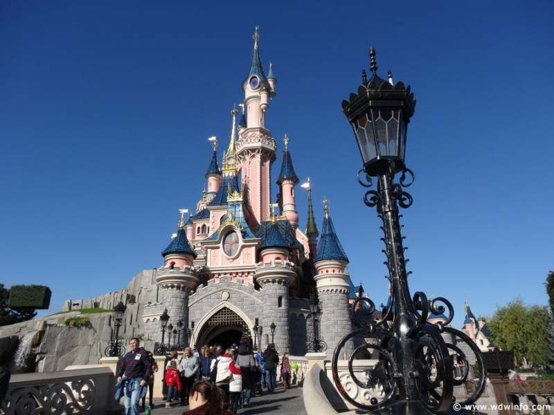 Sleeping Beauty Castle | Disneyland Paris