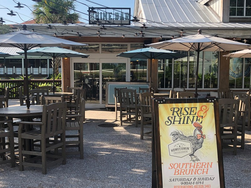 Chef Art Smith's Homecomin' in Disney Springs