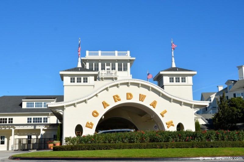 Boardwalk - Welcome Home