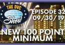 New 100 Point Minimum for Disney Direct Contracts