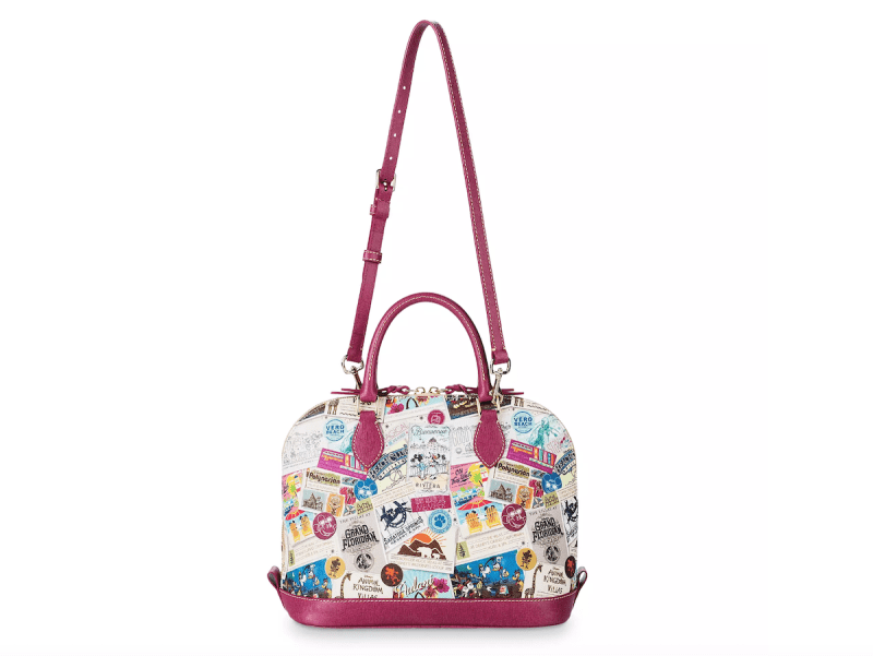 Disney Vacation Club Zip Satchel by Dooney & Bourke - $268