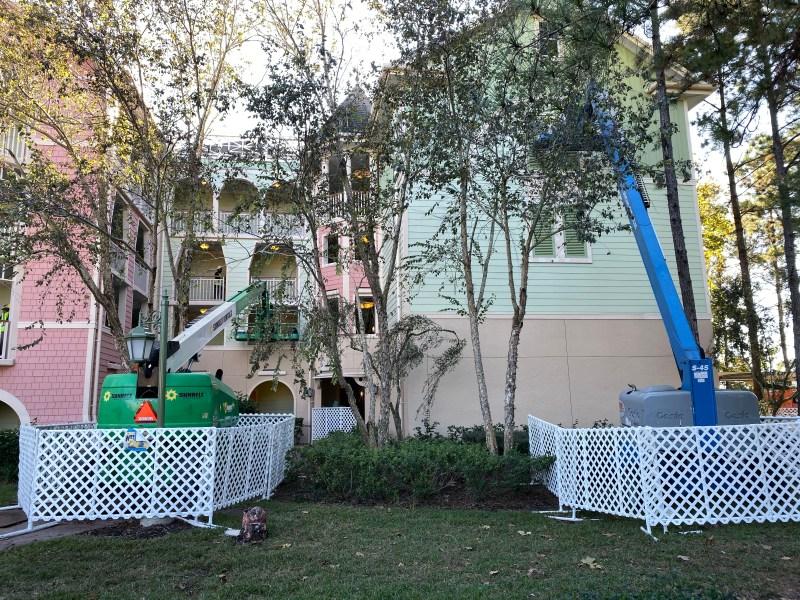 Saratoga Springs Refurbishment