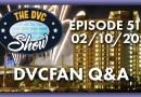 DVC Q&A