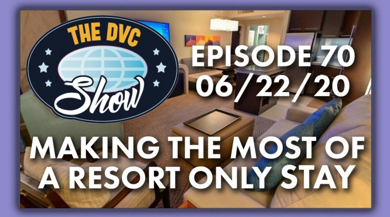 Resort Only DVC Stay