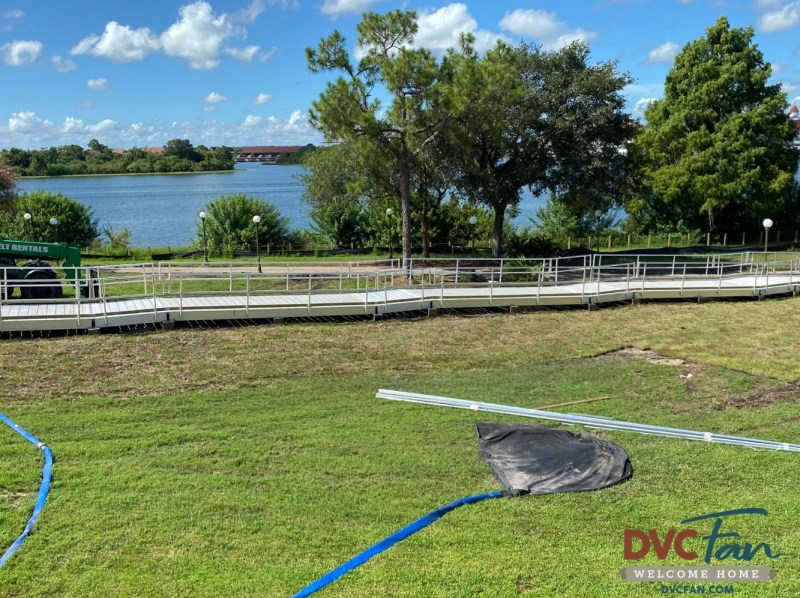Grand Floridian Walking Path