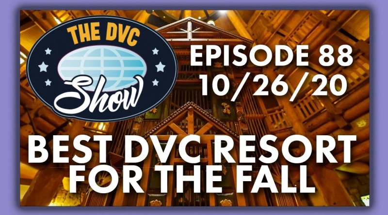 Best DVC Resort for the Fall