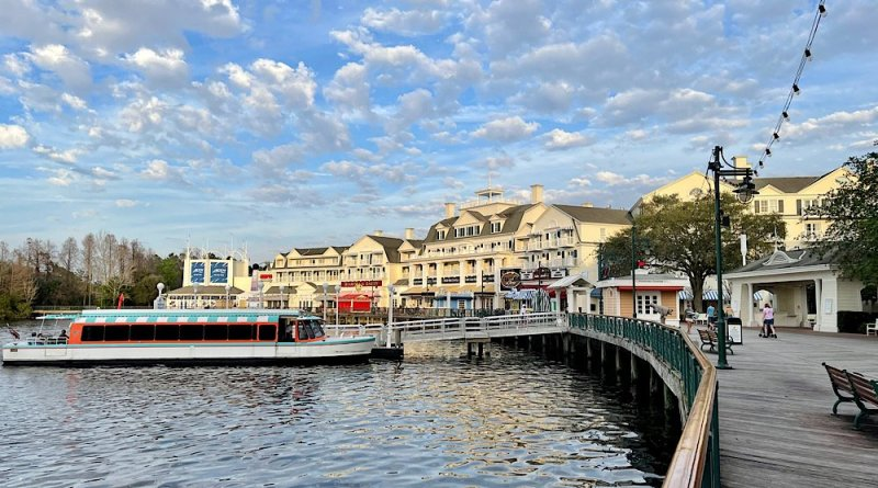 What's Open at Disney's BoardWalk