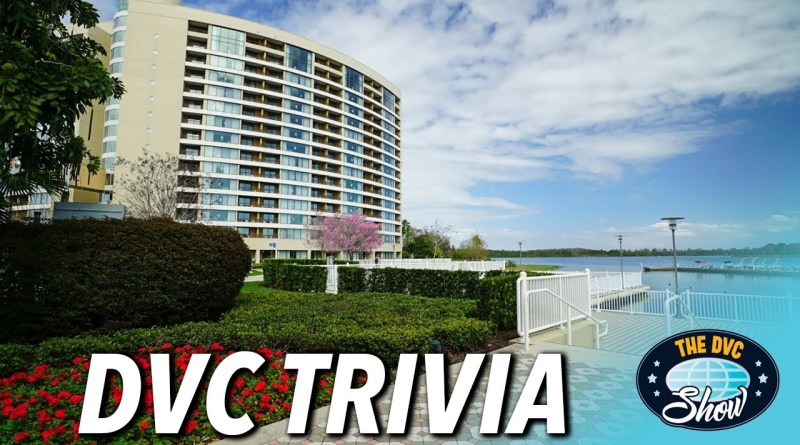 Disney Vacation Club Trivia