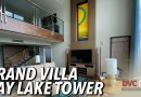 Bay Lake Tower Grand Villa