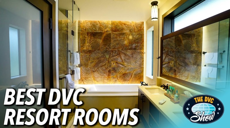 Best DVC Resort Rooms
