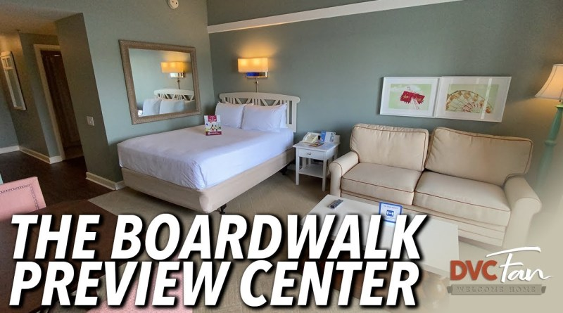 BoardWalk Preview Center