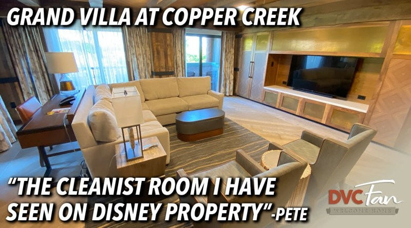 Copper Creek Grand Villa