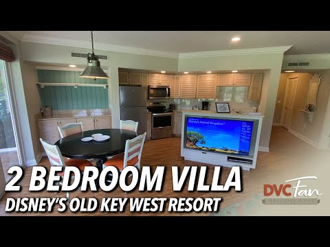 Old Key West Two Bedroom Tour