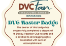 Earning Your DVC Fan Virtual Badges