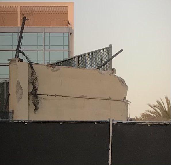 Disneyland DVC Tower Construction