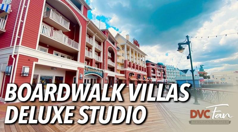 BoardWalk Deluxe Studio