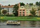 Disney Springs Water Taxi