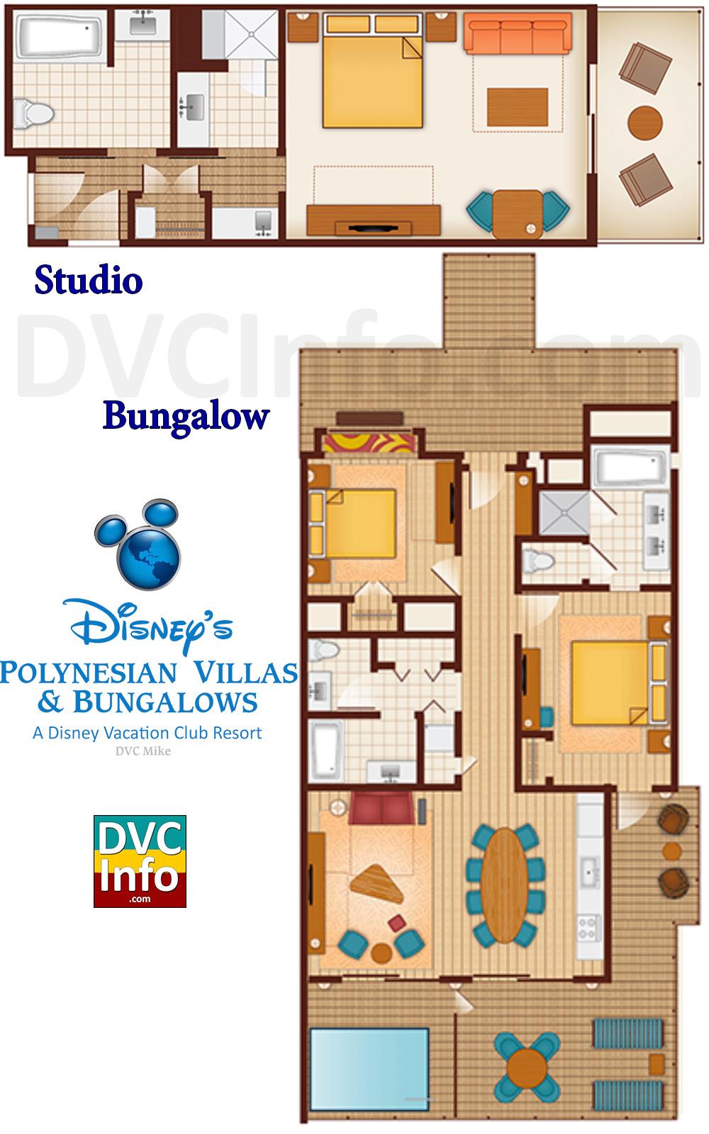 Disney S Polynesian Villas Amp Bungalows Dvcinfo Com