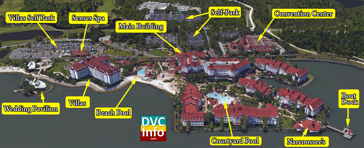The Villas At Disney S Grand Floridian Resort Amp Spa Dvcinfo