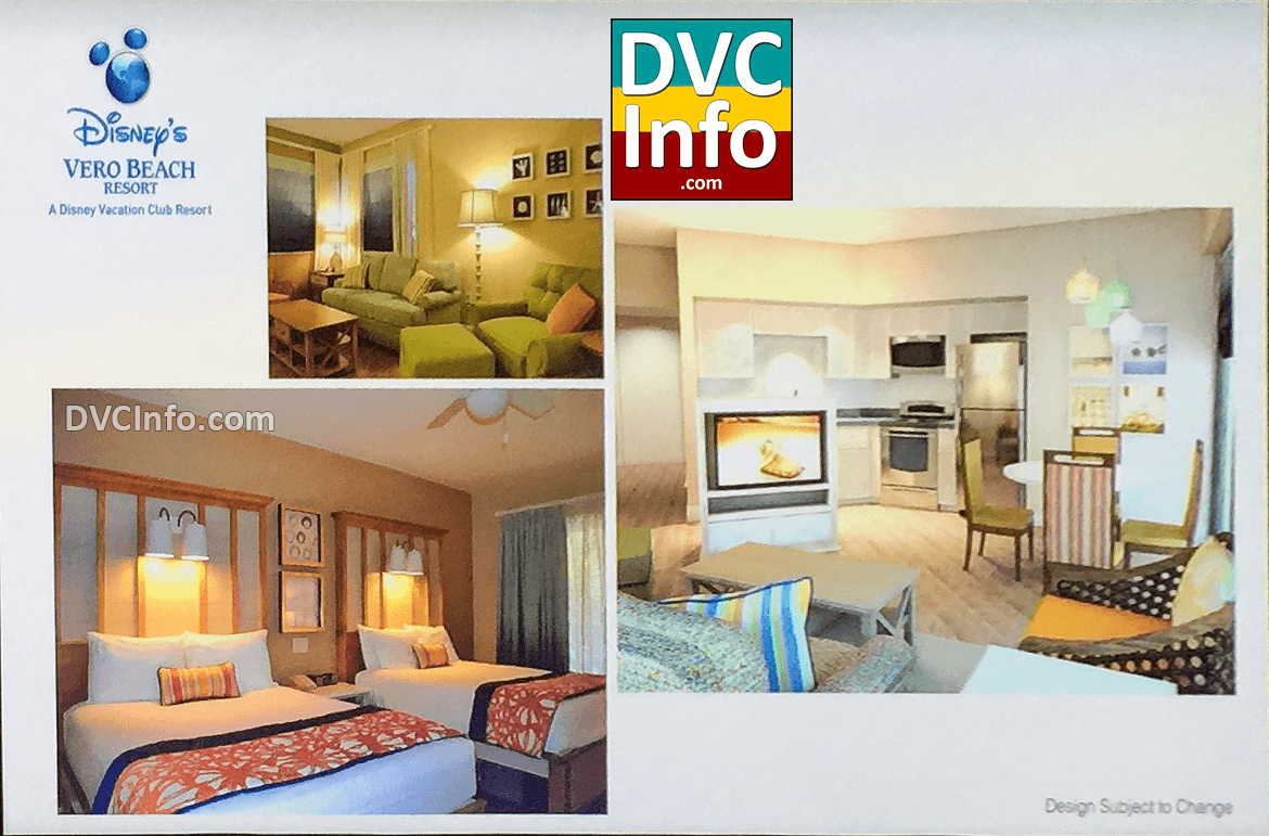 Vero Beach Room Refurb has begun - DVCinfo