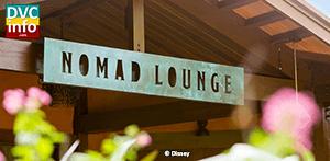Nomad Lounge at Disney's Animal Kingdom