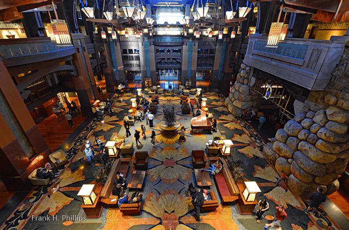 The Villas At Disney S Grand Californian Hotel Spa Dvcinfo