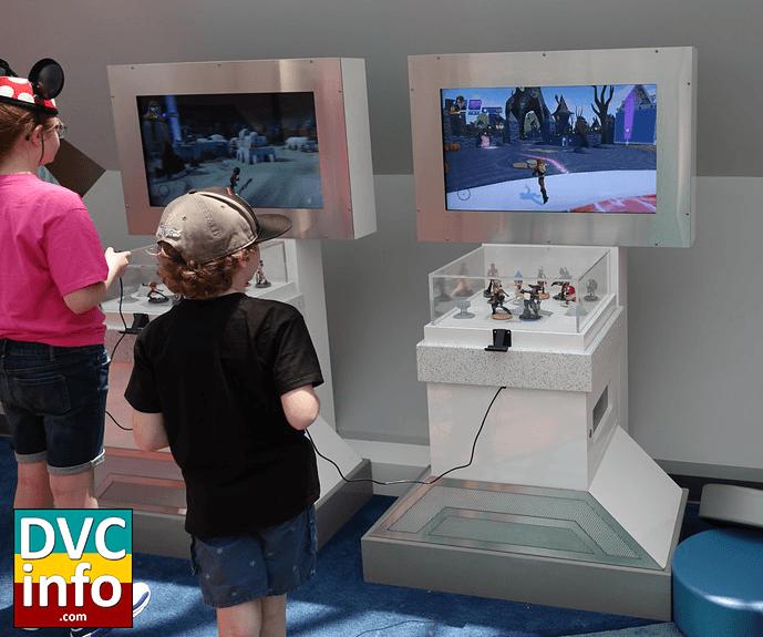 Epcot DVC Member Lounge