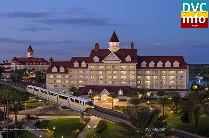 Villas at the Grand Floridian