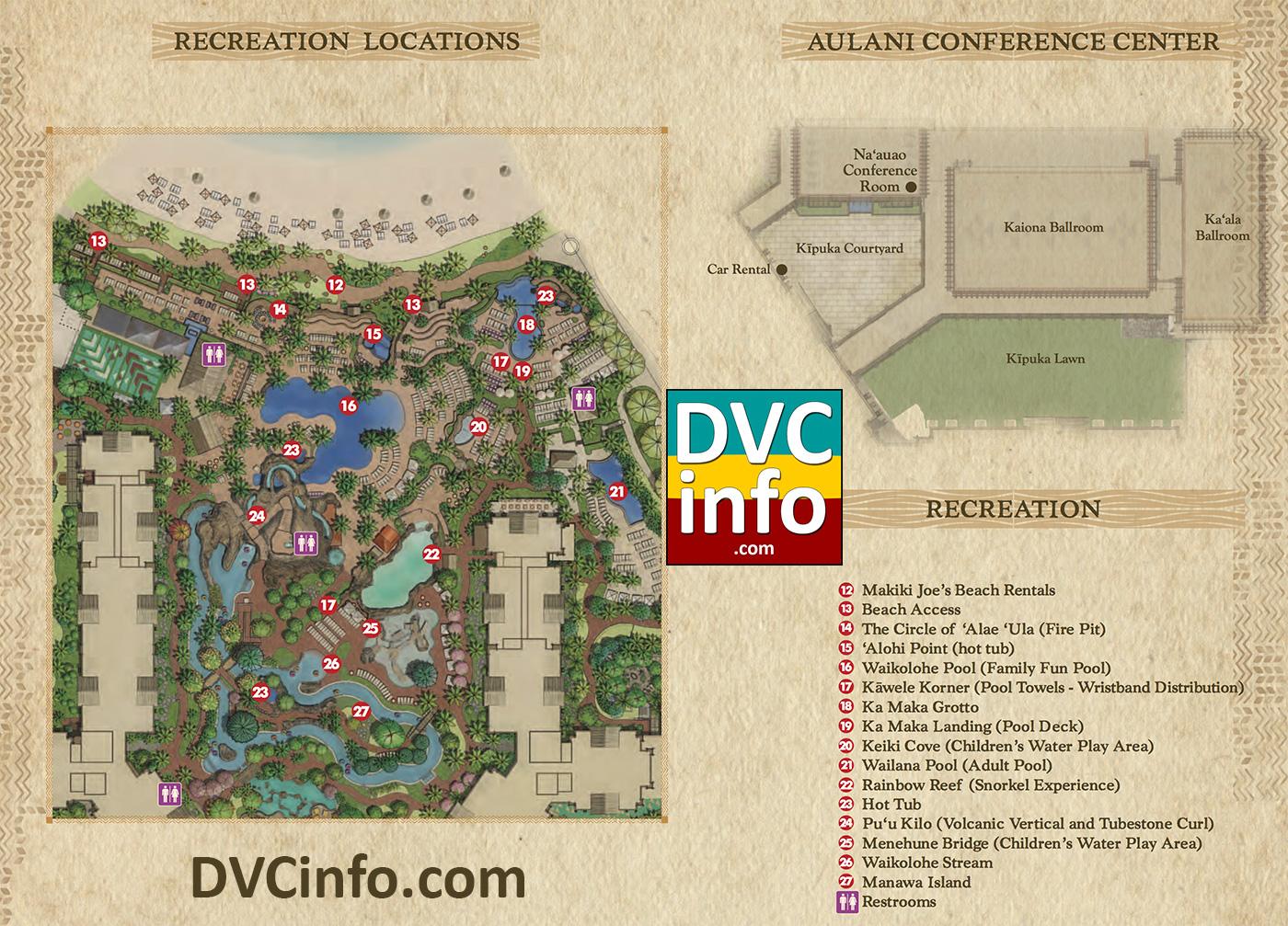 Aulani A Disney Resort Amp Spa Dvcinfo