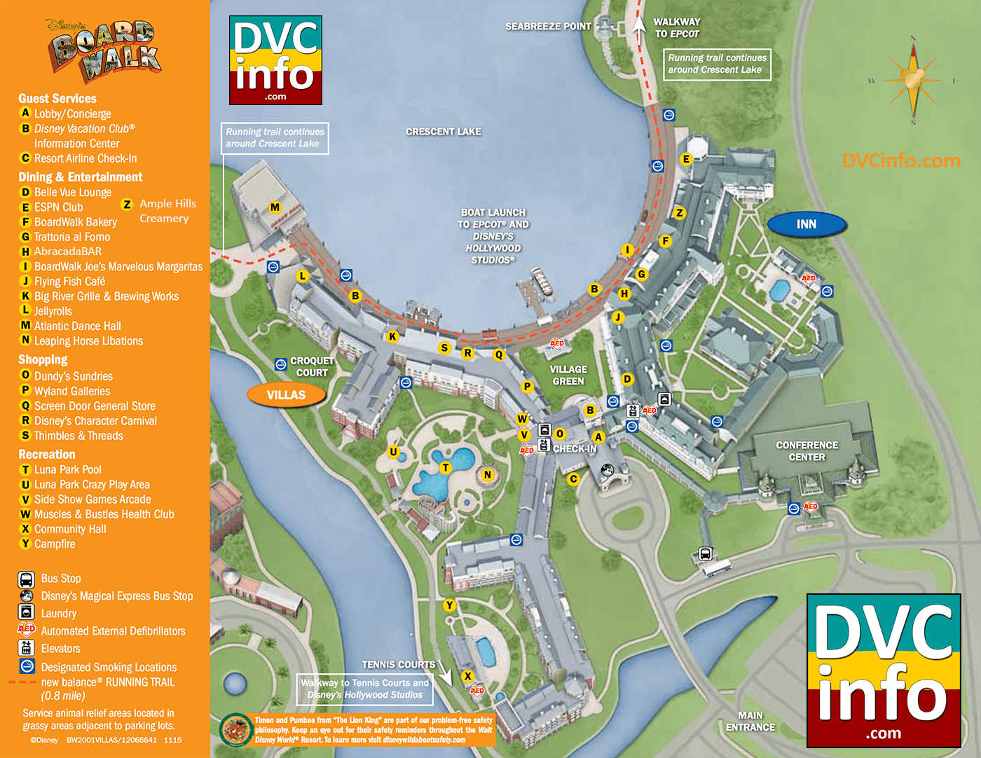 Disney S Boardwalk Villas Dvcinfo