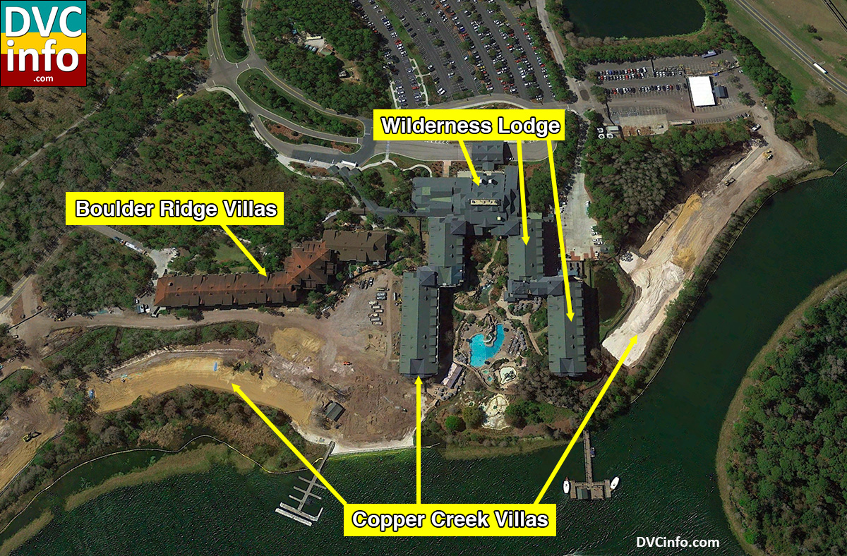 Boulder Ridge Villas At Disney S Wilderness Lodge Dvcinfo