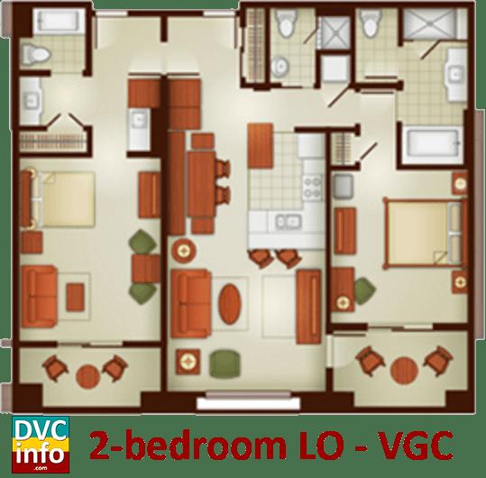 the villas at disney s grand californian hotel amp spa three bedroom suite grand californian floor plan joy