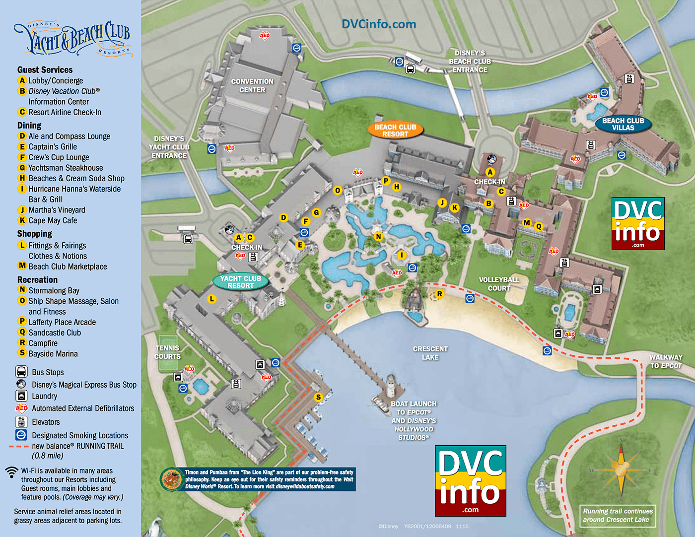 Disney\'s Beach Club Villas - DVCinfo