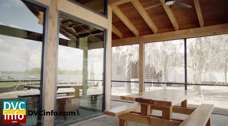 Copper Creek Cabin Porch
