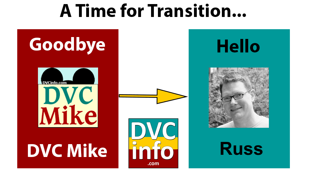 Goodbye DVC Mike