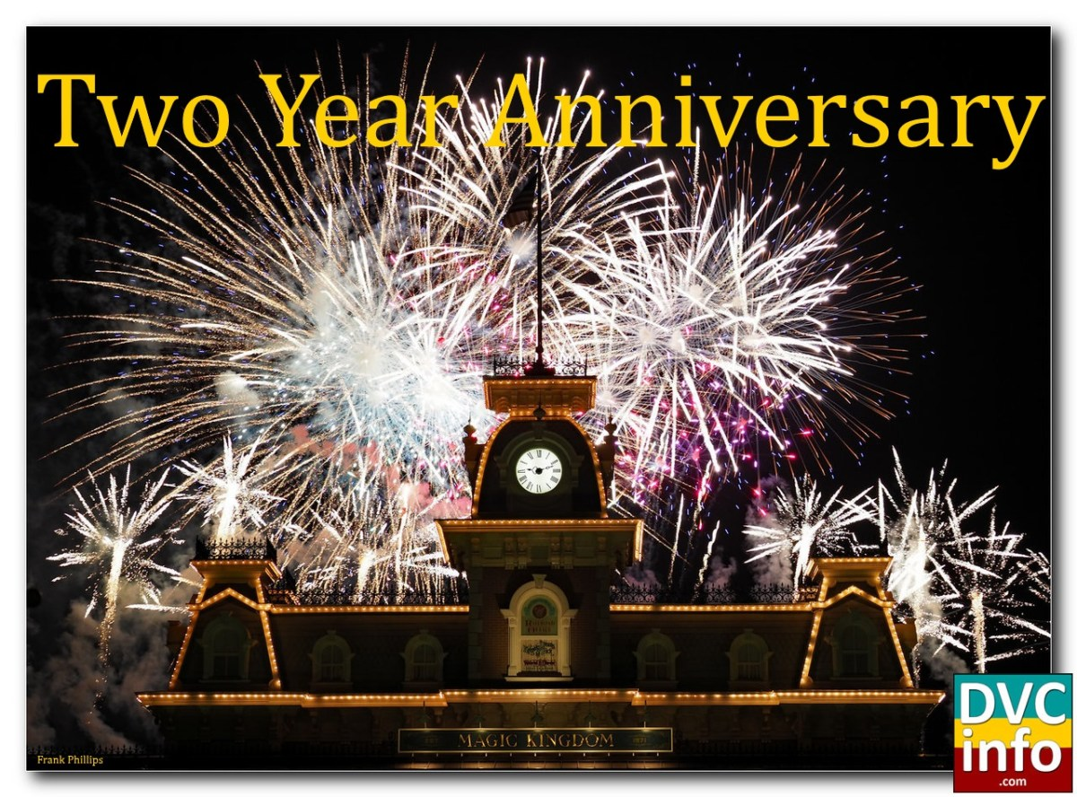 Two Year Anniversary