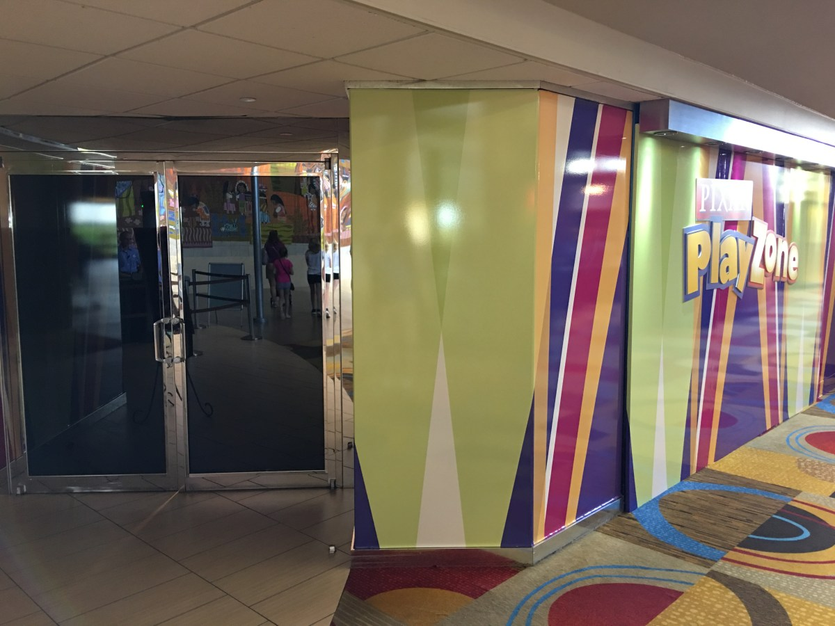 Pixar Play Zone Now Open at Contemporary Resort