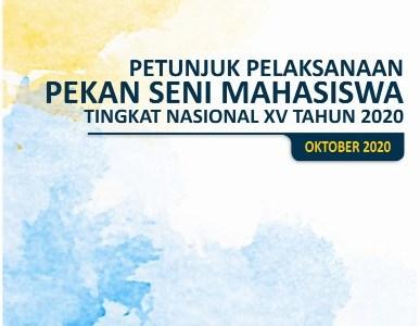 Petunjuk Teknis Pekan Seni Mahasiswa Indonesia Peksiminas Tahun 2020