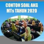 Latihan Soal Bahasa Indonesia AKG MTs Tahun 2020 dan Pembahasan
