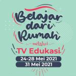 Download Panduan BDR di TV Edukasi Minggu Ke-20 Tahun 2021