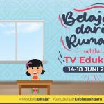 Download Panduan BDR di TV Edukasi Minggu Ke-23 Tahun 2021