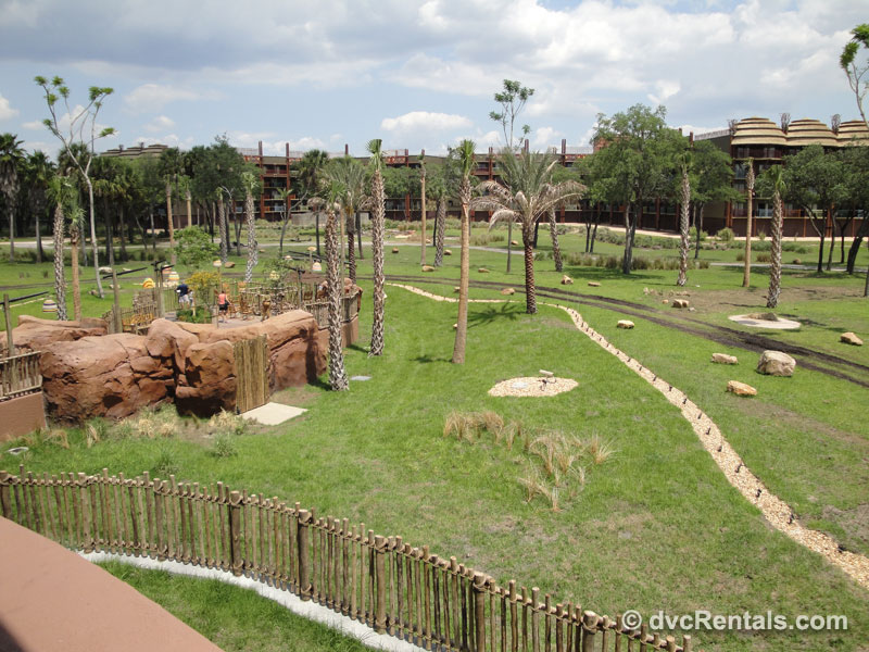 Disney's Animal Kingdom Villas At Kidani Village