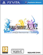 Final Fantasy X / X-2 HD Remaster on PS Vita - The DVDfever Review