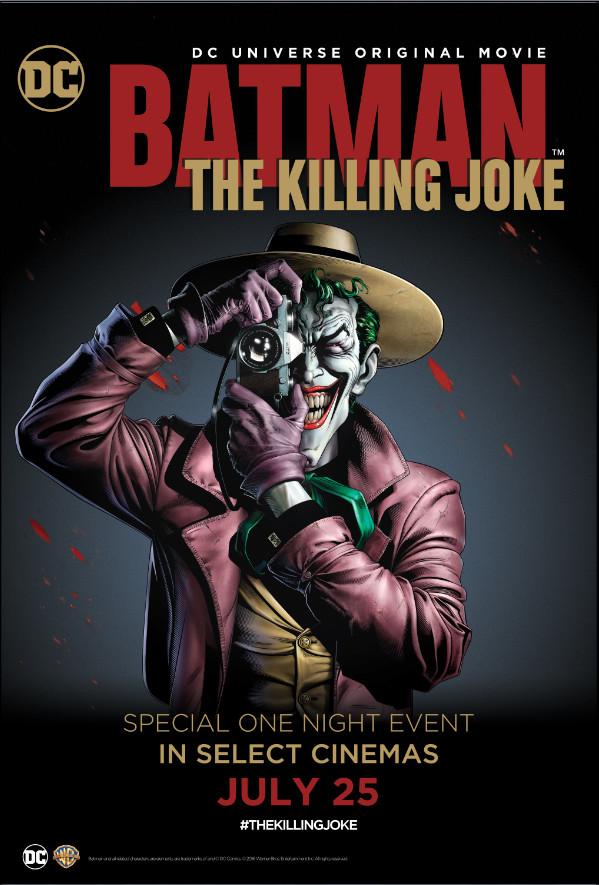 Batman-The Killing Joke
