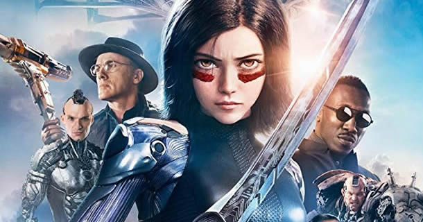 when does alita battle angel come out on dvd