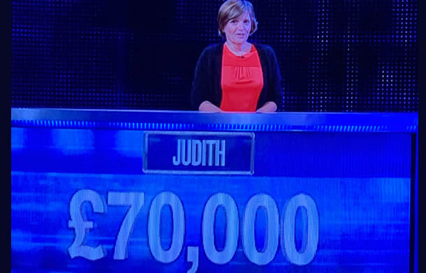 The Chase Judith