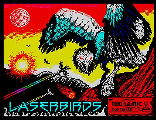 Laserbirds