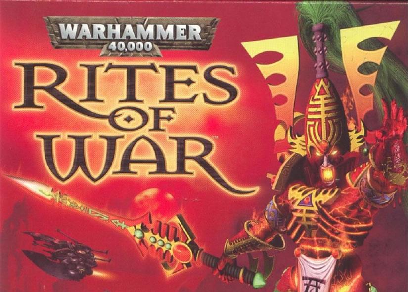 Warhammer 40000 Rites of War FREE