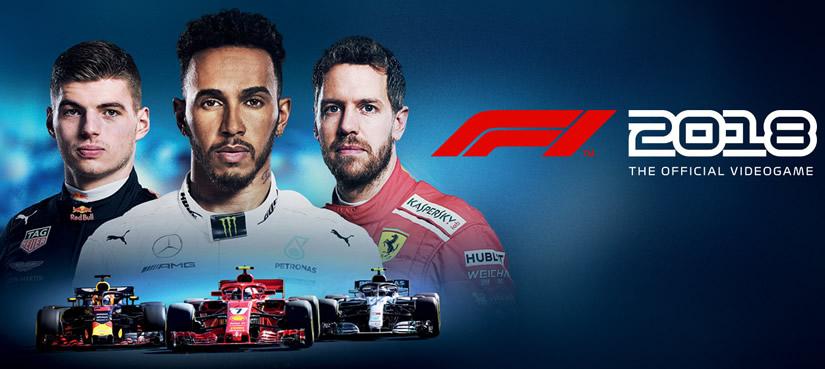 F1 2018 FREE